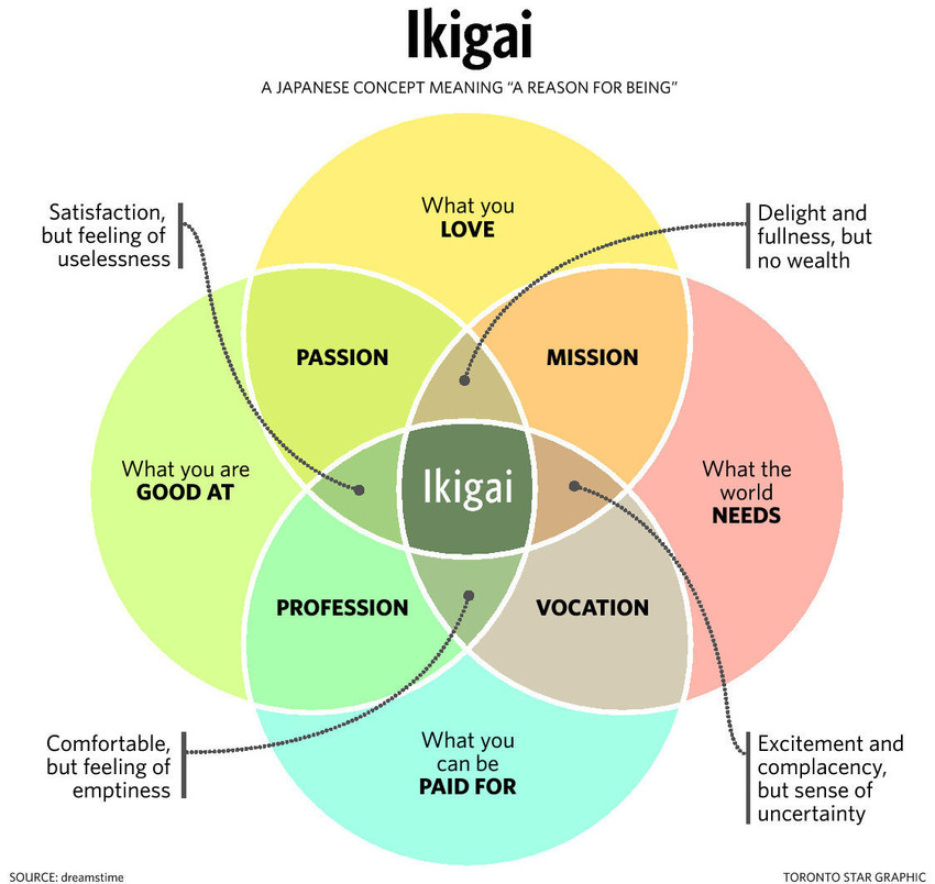 Ikigai: The Japanese Secret to a Long and Happy Life (Book Review)